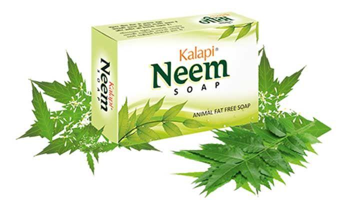 para que sirve el jabon de neem
