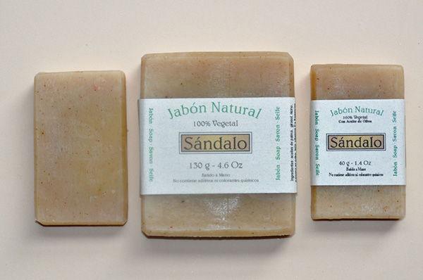 usos del jabon de sandalo