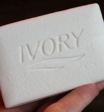 jabon ivory