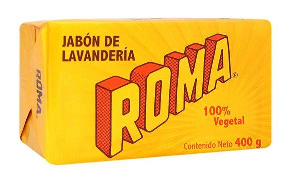 jabon roma