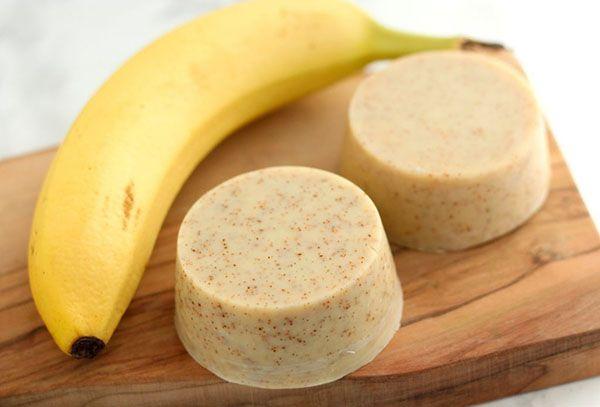 jabon de banana